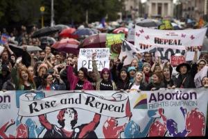 The Citizens Assembly votes for access to abortion without restrictions