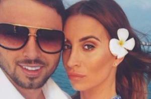 Ferne McCann is reportedly pregnant with Arthur Collins baby