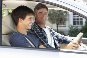 13 per cent of Irish parents are fronting for their childs car insurance