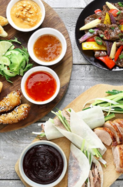 Win  MAO meal for you and your family