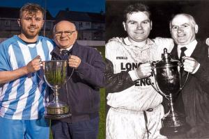 Limerick footballer honours his late dad with poignant photo tribute
