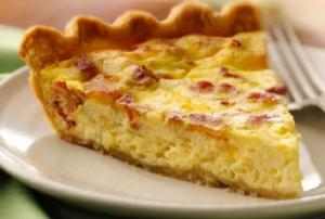 Friday night dinner? This quiche recipe is simple and so delicious