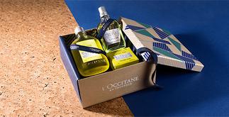 Win a L'Occitane Cedrat Fathers Day gift set