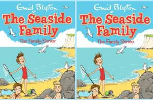 Book review: The Seaside Family by Enid Blyton