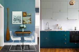 Aye aye captain! Nautical inspired spaces that will give you SERIOUS kitchen envy