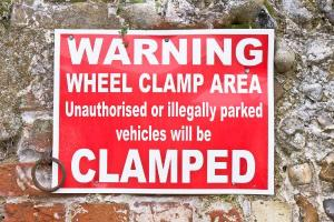 Crackdown on clampers: New regulations are being introduced