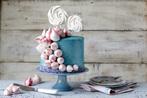 Meringue Kiss Cake