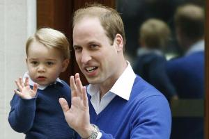 Kensington Palace shares the SWEETEST pictures for Fathers Day