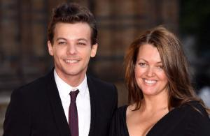 Louis Tomlinson described his mum's death as his 'luck running out' following 1D success