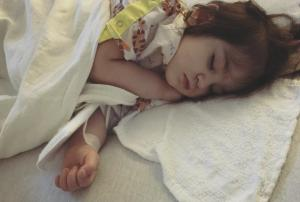 'My child is seriously, seriously ill': Mum urges parents to trust their parental instincts