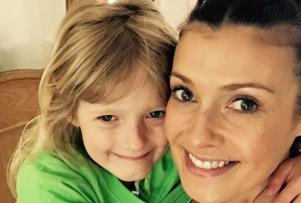 'We nearly lost her several times': Kym Marsh's touching tribute to daughter Polly