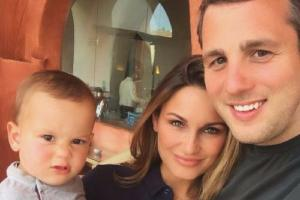 A three or four-year gap: Sam Faiers wont be having another baby just yet