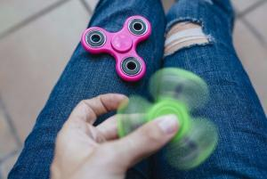 Fidget spinners are catching FIRE, and parents are seriously concerned