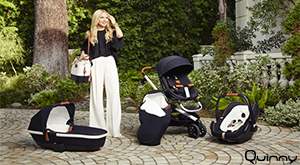Buggy review: We road-tested the Quinny x Rachel Zoe Collection