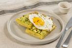 Gluten-free Potato Waffle Avocado Toast