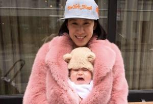 #mumgoals! Were absolutely OBSESSED with Eva Chen, and you will be too