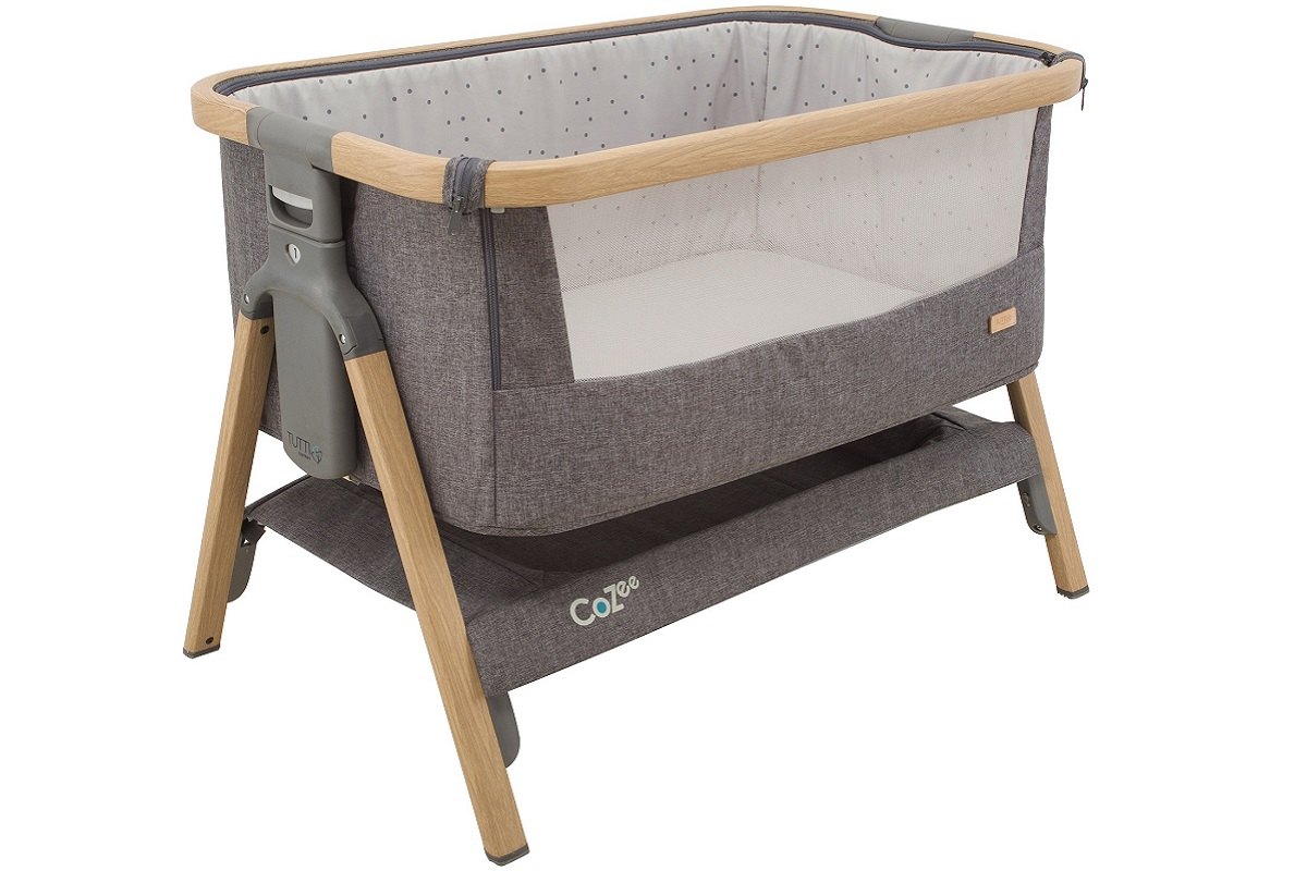 Crib Review Mummypages Tries Out The Tutti Bambini Cozee