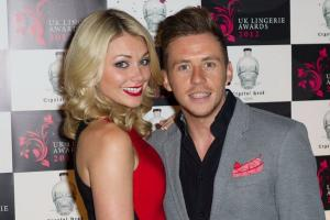 CONGRATS! Danny Jones and wife Georgia are expecting their first child