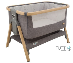 We received the Tutti Bambini CoZee® Bedside Crib