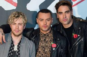 Congrats! Busted star Charlie Simpson is set to become a dad again