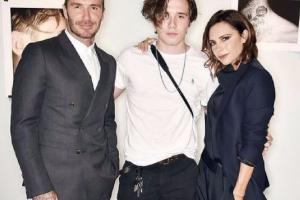 We are all so proud: Victoria Beckham celebrates Brooklyns exam success