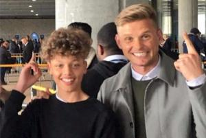 'I want them to see their connection to their Mum': Jeff Brazier reveals his kids' fondest memory of their mum