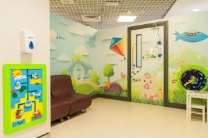 Game-changer: Dublin Airport has just introduced mother-and-baby feeding rooms