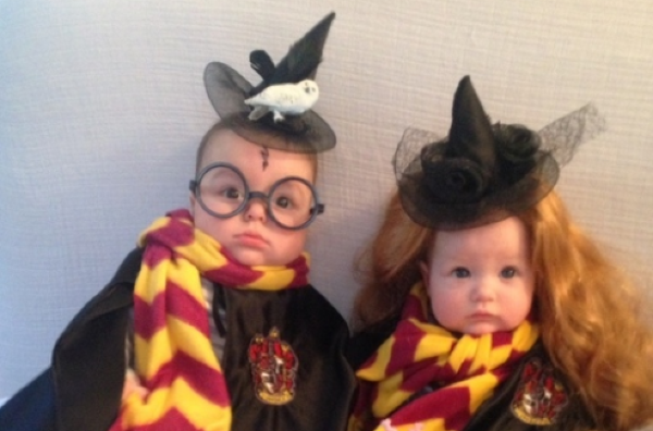 sc 1 st  MummyPages & Harry Potter inspired Halloween costumes for your little wizard