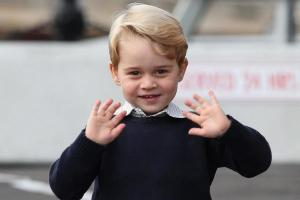 You wont believe what Prince George eats for lunch