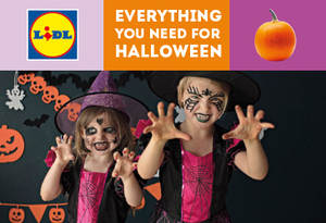 We have a €200 Lidl voucher to giveaway