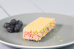 Sprinkles ice cream sandwich