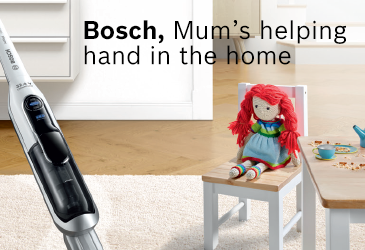 Check out the Bosch hub for advice around the home