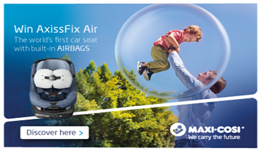 Win the Maxi-Cosi AxissFix Air
