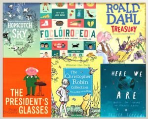 Win six gorgeous books from Dubray