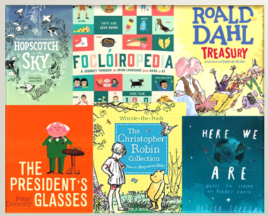 Win a set of six books from Dubray
