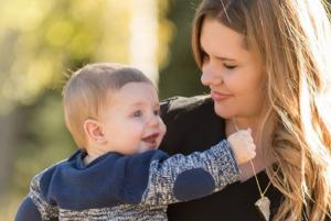 Mum pens emotional letter about the things shell miss as her son grows up