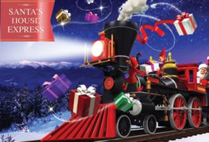 Win a VIP family trip to Santas House Express