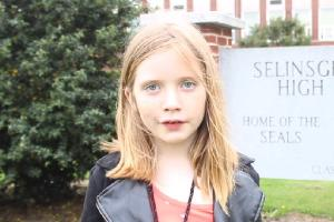 This inspirational 10-year-old journalist is our new hero