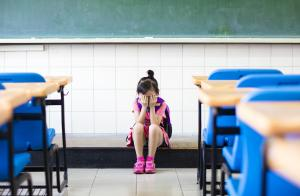 What are you supposed to do when your child HATES school?