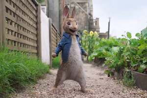 'Crazy jaunt': Featurette gives us a peek into the new Peter Rabbit movie