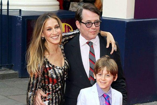 Sarah Jessica Parker Says Time Away From Husband Matthew