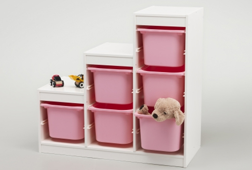 Ikea children 39 s storage solutions - Childrens small bedroom furniture solutions ...