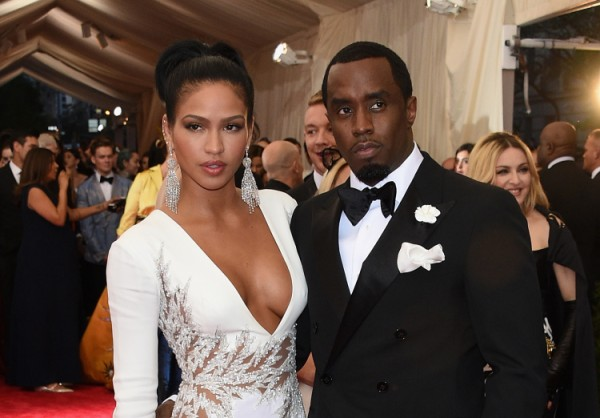 Image result for P. Diddy and Cassie