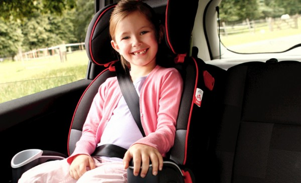 New child car seat law will see the backless booster seat being...