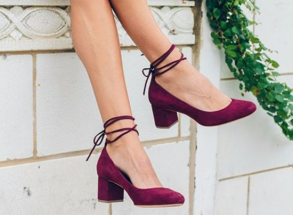 53176f0193 Block heels are this autumn's hottest shoe trend, and we're all over it